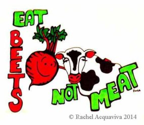Eat Beets Not Meat