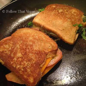 Chao Grilled Cheese