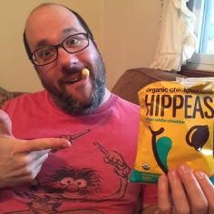 You can't lose with Hippeas chickpea puffs