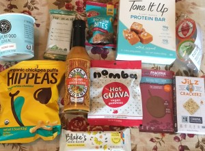 Check out all of the vegan goodies in our Vegan Cuts Snack Box!